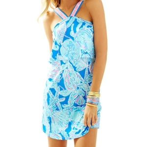 Lilly Pulitzer Shay dress Into the Deep